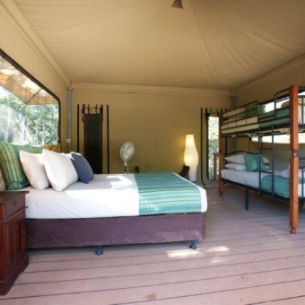 Family Safari Tent