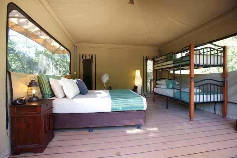 Family Safari Tent