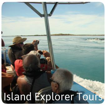 Island Explorer tours