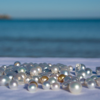 Our beautiful pearls