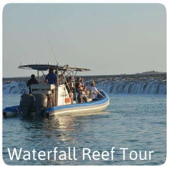 Waterfall Reef Tour
