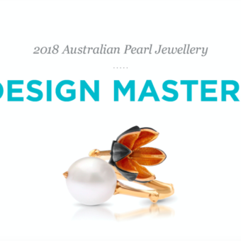 Design Pearl Jewellery Around the Magnificent South Sea Pearls of Cygnet Bay Pearl Farm