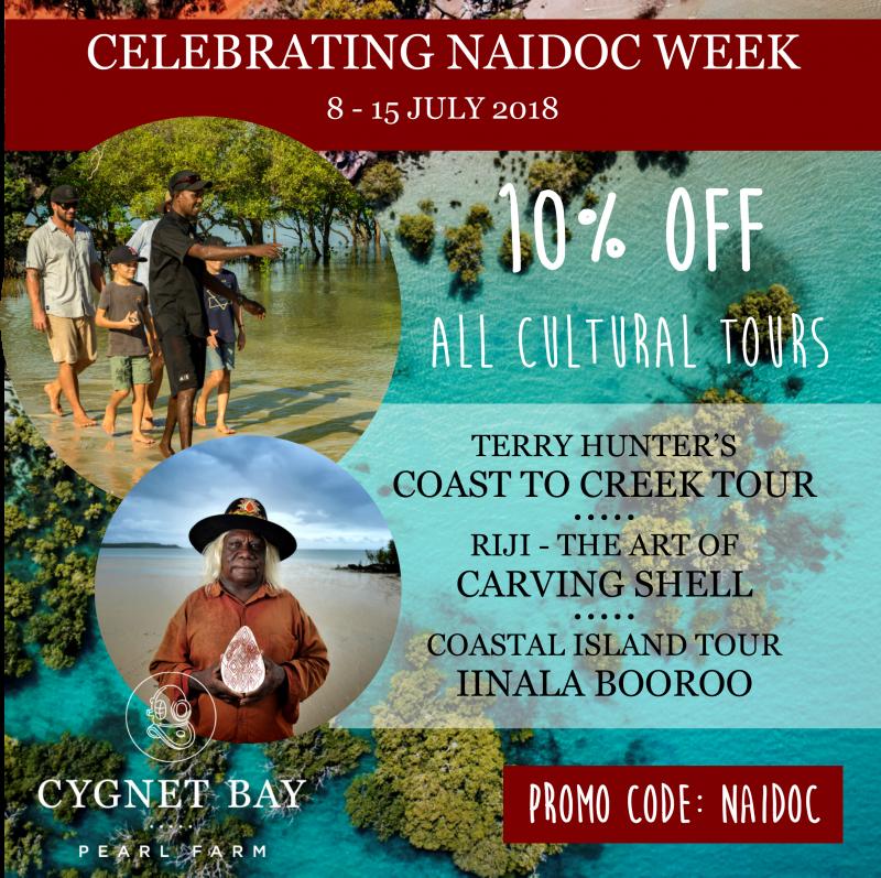 NAIDOC Broome Cygnet Bay